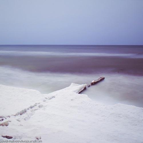 Pavel Matveev 睡不着的海