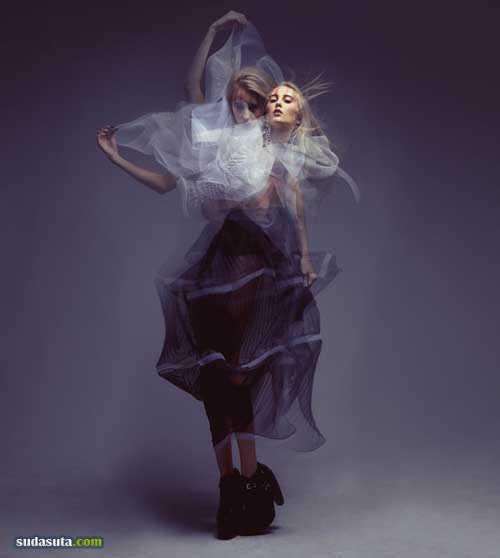 Aaron McPolin 时尚摄影欣赏