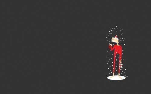 2012年圣诞新年壁纸分享