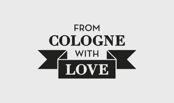 从 Cologne 出发!细小的生活设计!
