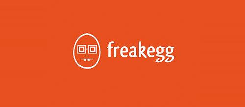 创意LOGO设计欣赏 鸡蛋也疯狂