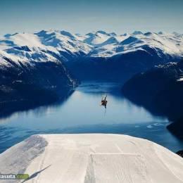 STRANDA滑雪胜地视觉识别品牌设计