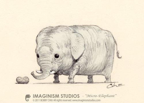 Bobby Chiu & Kei Acedera 概念设计草图欣赏
