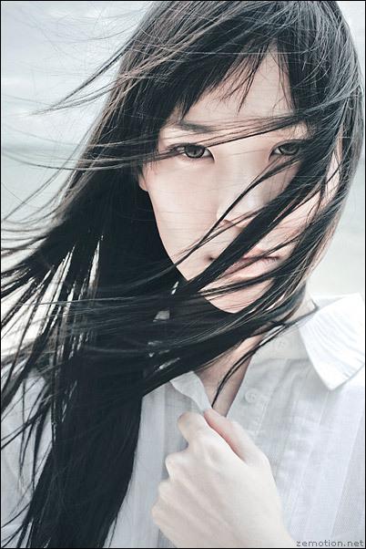 张晶娜人像摄影作品欣赏