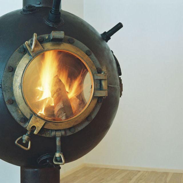 Marinemine Fireplace