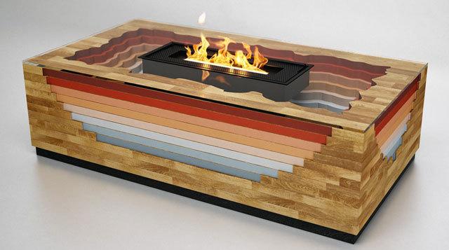 Magma Fireplace