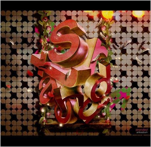 40个非常漂亮的3D字体设计欣赏