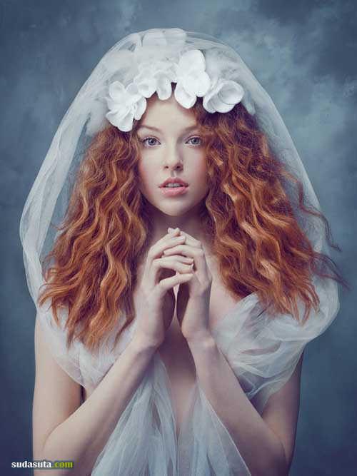 Joanna Kustra时尚摄影欣赏《Brides & Widows》