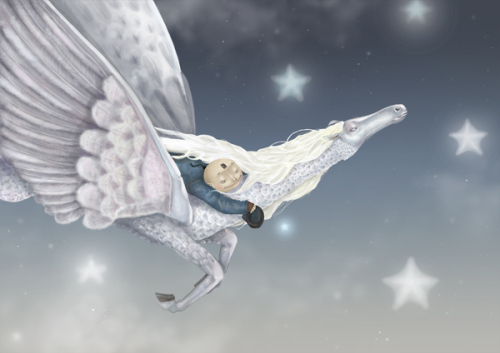 Zarhai 儿童插画欣赏