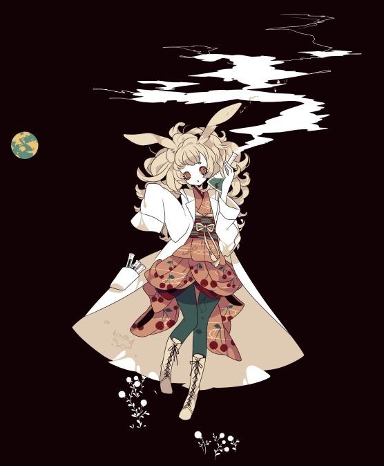 Yurakuru 动漫插画CG作品欣赏