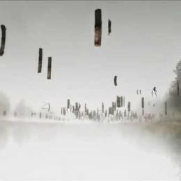 Пейзажи Игоря Денисова浪漫的雾
