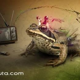 数字艺术家Wojciech Magierski的照片合成设计