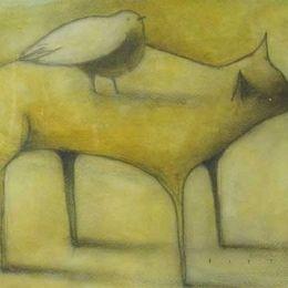 Seth Fitts 《鸟》 插画作品欣赏