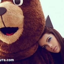 女孩儿与熊