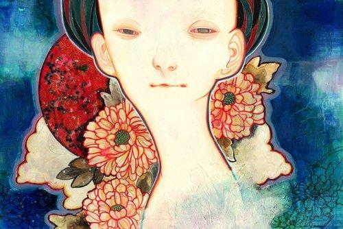 Hikari Shimoda 无辜的孩子