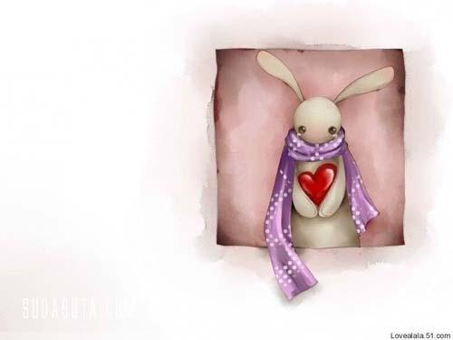 亲爱的兔子先生