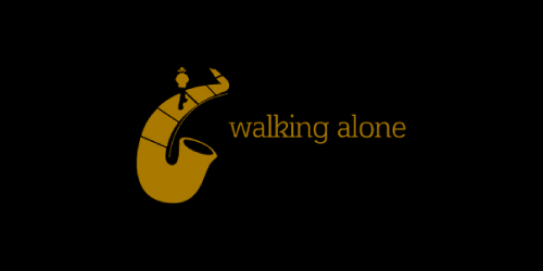 WALKING ALONE
