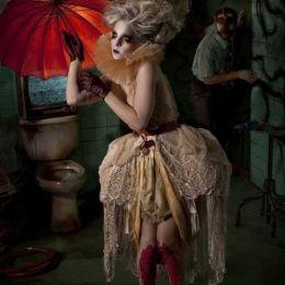 Purebred 恐怖与时尚 摄影作品欣赏