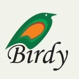 50个以鸟为主题的logo设计欣赏