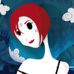 来自Monfa的创新时尚的卡通插画