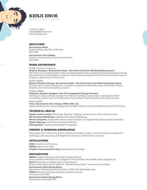 23个个人履历介绍设计