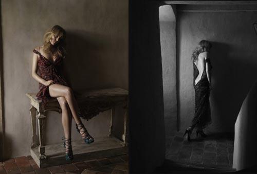 Lothar Schmid 时尚摄影欣赏