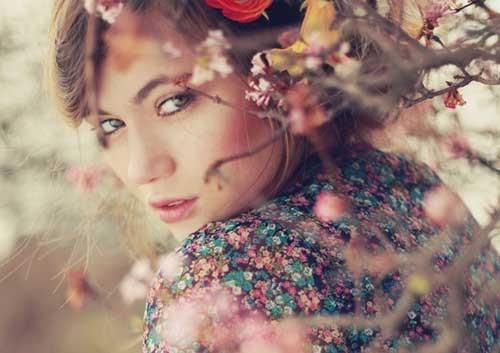 Alexandra Sophie 少女的心 摄影作品欣赏