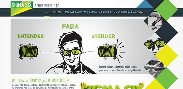 sigmasix<br /> http://www.sigmasix.com.br/