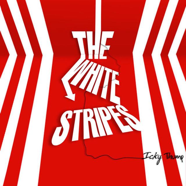 The White Stripes<br /> http://x-mau-x.deviantart.com/art/CD-cover-136127097