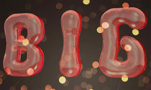3D Balloons Text Effect<br /> http://planetphotoshop.com/3d-balloons-text-effect.html