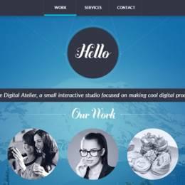 每周网页设计灵感分享 N.049