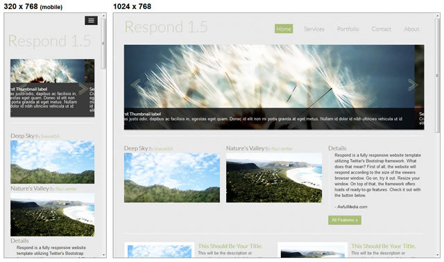 Respond<br /> http://awfulmedia.com/?downloads=free-responsive-website-template-respond-1-5-html5-css3-bootstrap