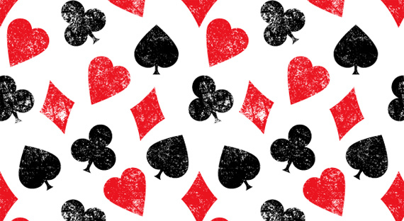 Playing Cards Symbols Pattern<br /> http://www.backgroundlabs.com/detail/link-486.html