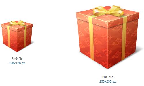 礼品图标<br /><br /> 32×32像素,48×48像素,64×64像素,72×72像素,96×96像素,128×128像素和256×256像素<br /><br /> http://www.softicons.com/free-icons/business-icons/ecommerce-and-business-icons-by-designcontest.com/gift-icon