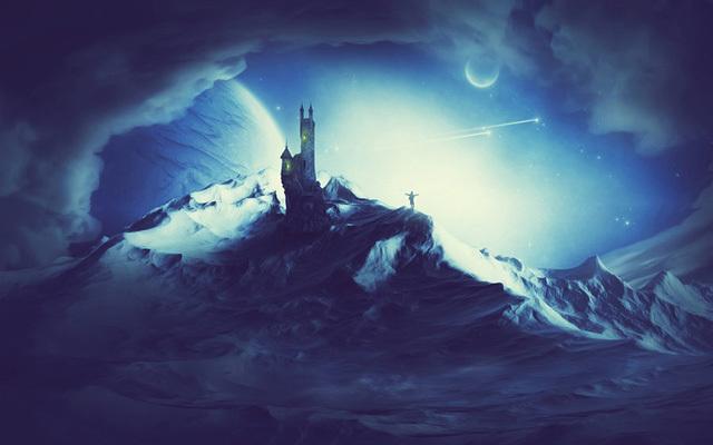 Between Heaven and Earth<br /> http://razmotekk.deviantart.com/art/Between-Heaven-and-Earth-342624747
