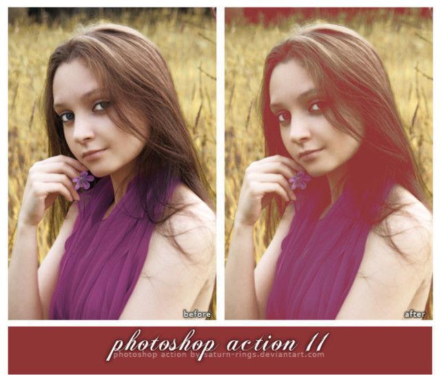 Photoshop Action 11<br /> http://saturn-rings.deviantart.com/art/Photoshop-Action-11-97475562