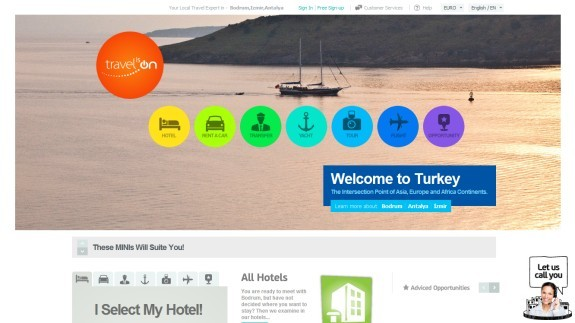 Travel Is On<br /> http://www.travelison.com/