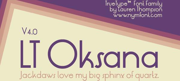 LT Oksana Font<br /> http://www.dafont.com/lt-oksana.font