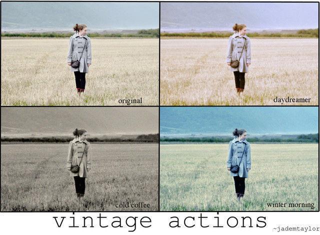 Vintage Actions<br /> http://jademtaylor.deviantart.com/art/vintage-actions-269223283