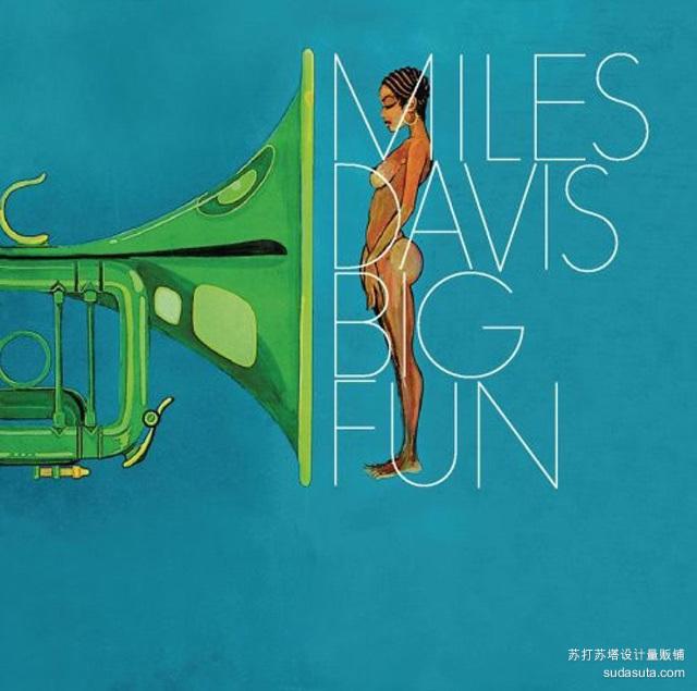 Miles Davis<br /> http://ffffound.com/image/0629966ee933f49d44503571e2848b4e373f75ee