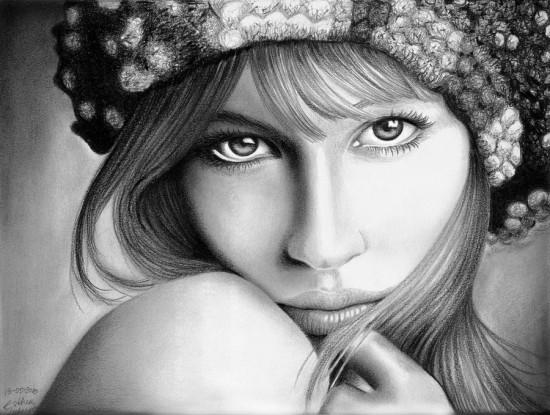 By Dragonda<br /> http://dragonda.deviantart.com/art/Gisele-Bundchen-163904296