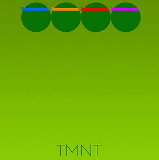 Teenage Mutant Ninja Turtles by Ahrima13<br /> http://www.worth1000.com/entries/601003/tmnt