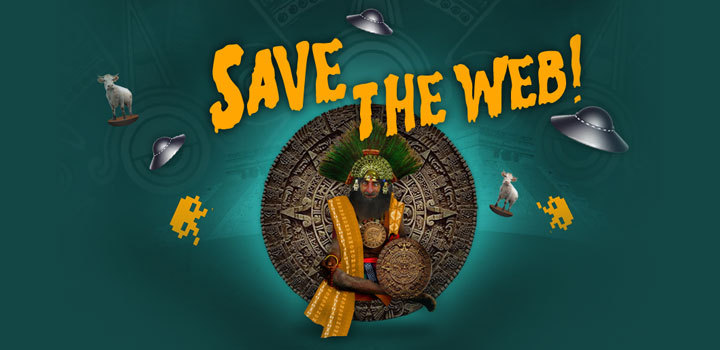 Save The Web<br /> http://www.clairetnet.com/save-the-web/