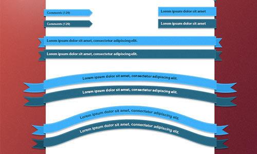 包裹和色带包装<br /><br /> http://synysternl.deviantart.com/art/Wraps-and-Ribbons-pack-172811720