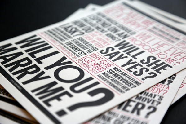 newspaper text print love wedding invitation