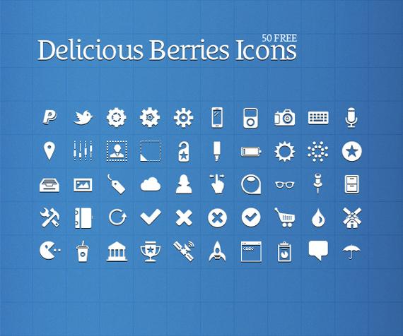 Delicious Berries<br /> http://icondevs.com/