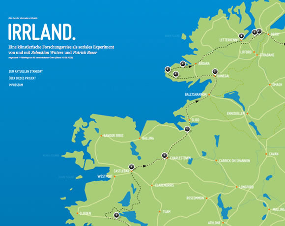 Irrland<br /> http://irrland.sonntagskunst.de/
