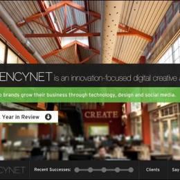 10个创意网站导航欣赏