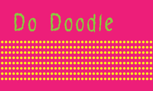 Do Doodle<br /> By Galdino Otten.<br /> http://www.dafont.com/do-doodle.font