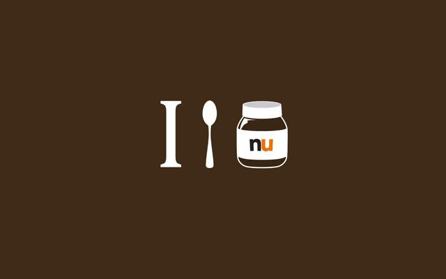 I Spoon Nutella<br /> http://simpledesktops.com/browse/desktops/2011/may/09/i-spoon-nutella/
